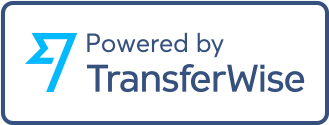 powered by transferwise