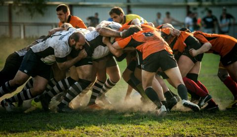 "EPIDEMIOLOGY OF INJURIES AND DISEASES DUE TO OVERUSE IN RUGBY: OBSERVATIONAL STUDY OF THE PLAYERS OF ""CUS PERUGIA RUGBY"""